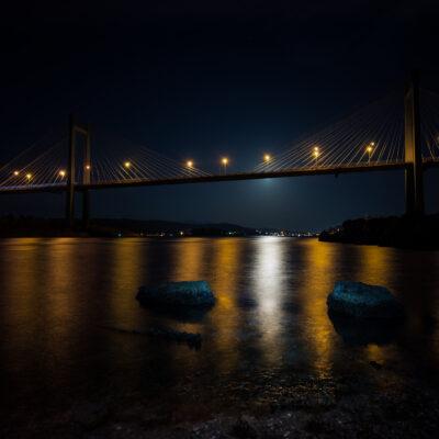 Chalkida New Bridge